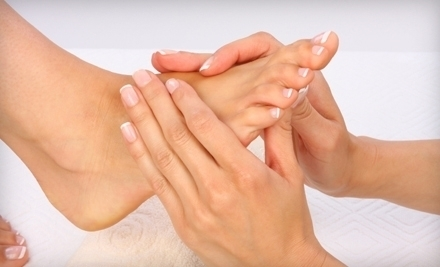 foot massage chantilly