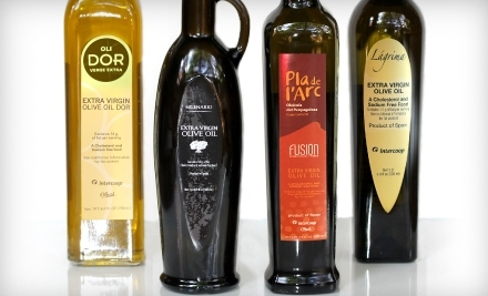 $40 Groupon to 1000 Year Old Olive Oil - 1000 Year Old Olive Oil in