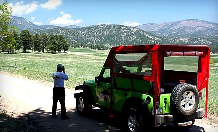Green Jeep Tours: Good for The Falls Jeep Tour - Green Jeep Tours in Estes Park
