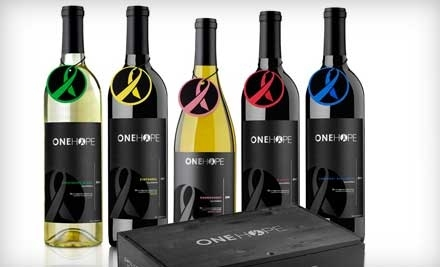 $100 Groupon to OneHope Wine - OneHope Wine in