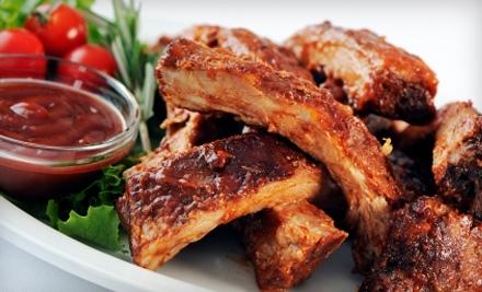 $30 Groupon to Redbones BBQ  - Redbones in Somerville