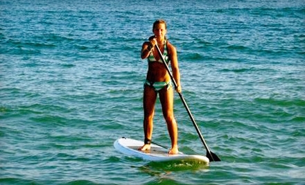 Long Island Stand-Up Paddle Boarding Co. - Long Island Stand-Up Paddle Boarding Co. in Great River