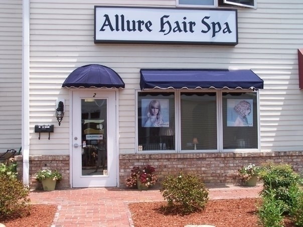 Allure hair spa northborough ma groupon for Allure hair salon