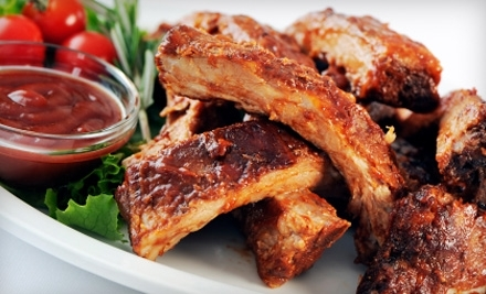$30 Groupon to Oakwood Grill & Bar - Oakwood Grill & Bar in Dearborn