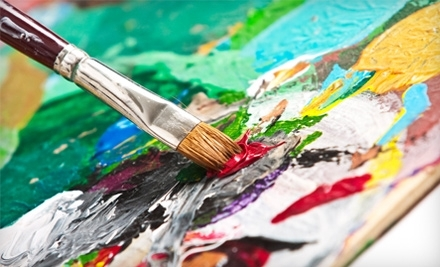$10 Groupon for Paint for Fun - Paint for Fun in Dover
