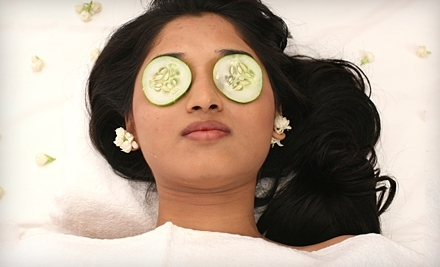 Anoo's Herbal Day Spa: 1-Hour Ultimate Fruit Manicure - Anoo's Herbal Day Spa in Boca Raton