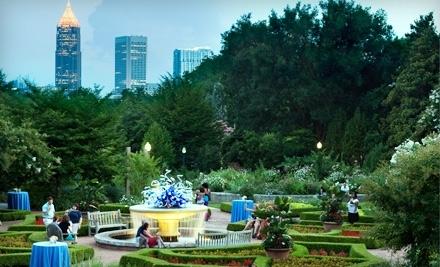 Groupon Atlanta Botanical Gardens Atlanta Botanical Garden In Atlanta Ga Groupon Atlanta