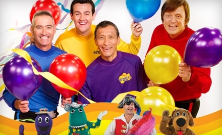 The Wiggles Big Birthday at the Tower Theatre on Sat., Jul. 16 at 11:30AM: Orchestra Level ($31 Value) - The Wiggles Big Birthday at the Tower Theatre in Upper Darby