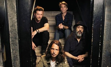 Live Nation: Soundgarden with Special Guest Coheed and Cambria at the Comcast Center on Sun., Jul. 10 at 7:30PM: Sections 4 or 8 ($72 Value) - Soundgarden with Special Guest Coheed and Cambria at the Comcast Center in Mansfield