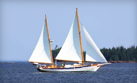 Morning in Maine: Day Sail on Sat., July 16 from 1PM to 3PM - Morning in Maine in Rockland