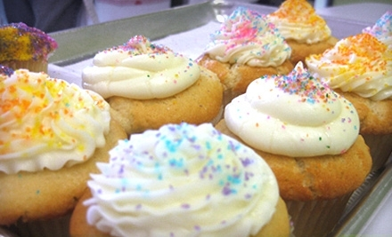 Five Bites Cupcakes - Five Bites Cupcakes in Wellesley