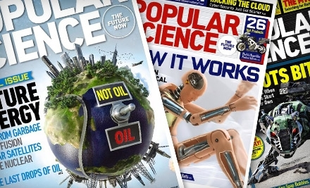 Popular Science - Popular Science in