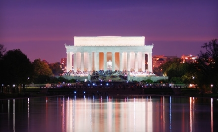 Washington, DC Night Bus Tour for One ($69 Value)  - All Star DC Tours in Washington