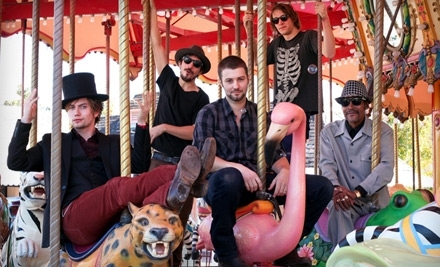 Live Nation: 100 Monkeys at the Gramercy Theatre on Sat., Jul. 16 at 7PM: General Admission ($12 Value) - 100 Monkeys at the Gramercy Theatre in Manhattan