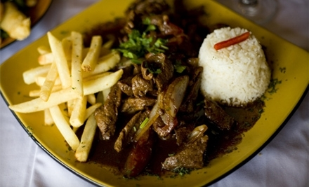 $25 Groupon to Meyer's Latin Flair - Meyer's Latin Flair in Coral Springs