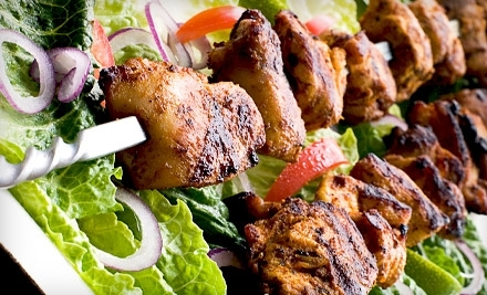 $20 Groupon to Caspian Cafe - Caspian Cafe in Chicago