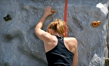 Vertical Extreme: Five-Visit Rock-Climbing Punch Card - Vertical Extreme in Downingtown
