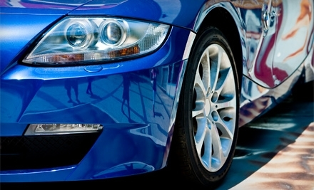 Clybourn Express Car Wash & Southport Express Car Wash: Good for a Full-Service Car or SUV Wash, Plus a Deluxe Package of Tire and Dashboard Dressing, Spray Wax, and Air Freshener - Clybourn Express Car Wash & Southport Express Car Wash in Chicago