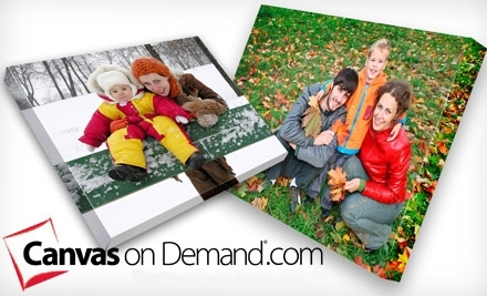 Canvas on Demand - Canvas on Demand in