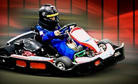 Grand Prix New York: 2 Kids' Races, Appetizer, Soda, and Daily Kids' Membership - Grand Prix New York in Mt. Kisco