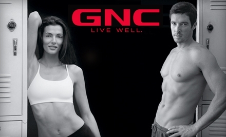$40 Groupon to GNC at Albertson's Center: 315 N Central Expressway S in Allen - GNC in