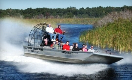 Boggy Creek Airboat Rides: One Child's Ticket for One-Hour Scenic Nature Airboat Tour - Boggy Creek Airboat Rides in Kissimmee