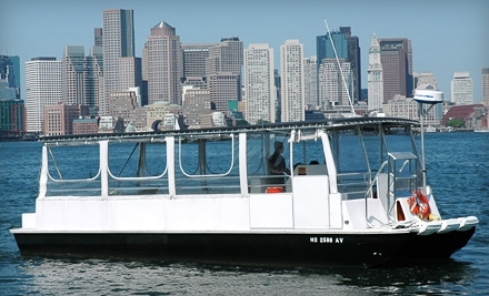 Boston Green Cruises: 1 Ticket for a 60-Minute Boston Harbor Tour - Boston Green Cruises in Boston