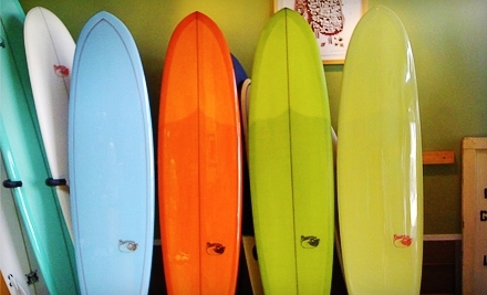 $30 Groupon to Shelter Surf Shop - Shelter Surf Shop in Long Beach