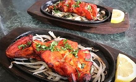 $25 Groupon to Darbar Restaurant - Darbar Restaurant in San Francisco