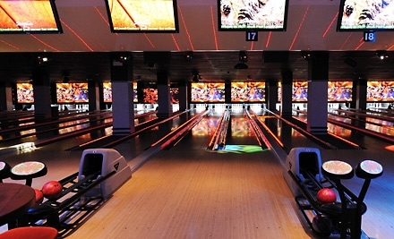 Frames Bowling Lounge: Bowling for 2 People, Including 2 Games and 2 Shoe Rentals - Frames Bowling Lounge in Manhattan