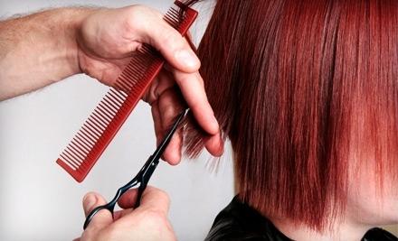 The Loft Hair Studio: Deep-Conditioning Treatment, Cut and Style - The Loft Hair Studio in Centennial
