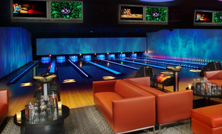 $50 Groupon to 300 Shady Grove - 300 Bowling in Gaithersburg