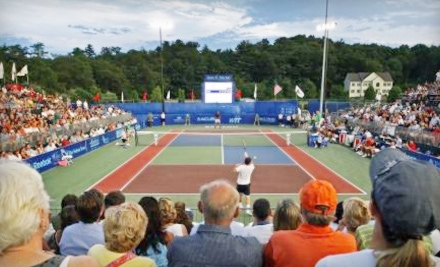 Boston Lobsters at the Ferncroft Country Club on Mon., July 18 at 7PM: Premium Box-Seat - Boston Lobsters Tennis in Middleton