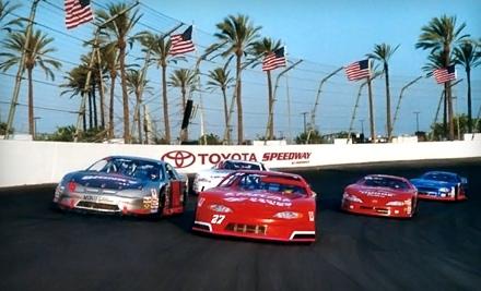 Toyota Speedway at Irwindale - Toyota Speedway at Irwindale  in Irwindale
