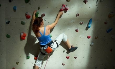 Climb Time Towers: Three All-Day Climbs, Including Shoes and Harness Rental - Climb Time Towers in Carmel