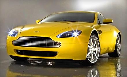 W Exotic Car Rentals: Good for 60-Minute Porsche Driving Experience - W Exotic Car Rentals in Houston