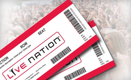 Live Nation Entertainment at Comfort Dental Amphitheatre - Live Nation Entertainment at Comfort Dental Amphitheatre in