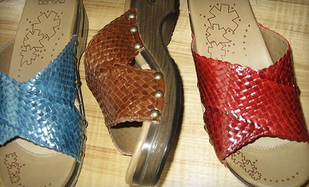 $20 Groupon to George's Shoes and Repair - George's Shoes and Repair in Arden Hills