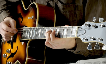 Guitar Cities San Francisco: Four 30-Minute Private Guitar or Bass Lessons - Guitar Cities San Francisco in San Francisco