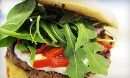 $10 Groupon to Hella Burger - Hella Burger in Englewood