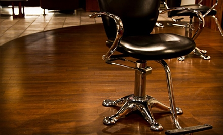 $80 Groupon to Robert Arriaga Salon - Robert Arriaga Salon in Kansas City