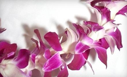 Las Vegas Leis: $25 Groupon for Leis and Floral and Tropical Arrangements - Las Vegas Leis in Las Vegas