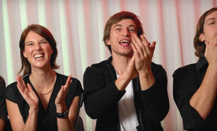 Charlotte Comedy Theater at The Comedy Zone at NC Music Factory: 8-Week Improv Class Session ($125 Value) - Charlotte Comedy Theater at The Comedy Zone at NC Music Factory in Charlotte