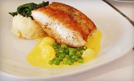Brasserie Monte Carlo: $30 Groupon for Dinner - Brasserie Monte Carlo in Bethesda