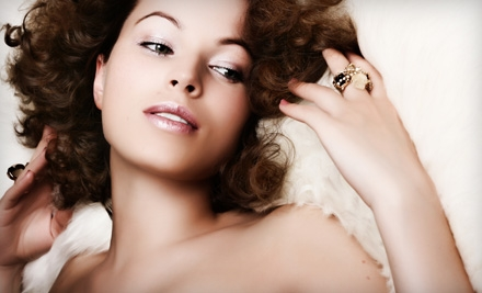 Salon Agape Aveda: Haircut and an Aveda Full Spectrum Gloss Treatment - Salon Agape Aveda in Novi