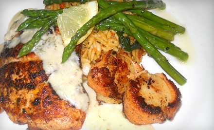 Cara Mia Riverside Grill: $15 Groupon for Lunch - Cara Mia Riverside Grill in Cocoa