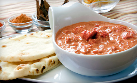 Groupon Indian Food Toronto
