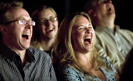 Wisecracks Comedy Club: 1 Admission to Any Show - Wisecracks Comedy Club in Auburn