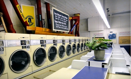 $60 Groupon to Oxford Laundry - Oxford Laundry in