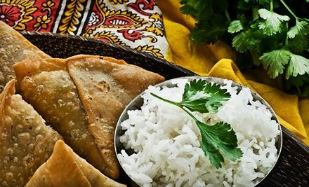 $40 Groupon to India Palace Restaurant - India Palace Restaurant in Nashua